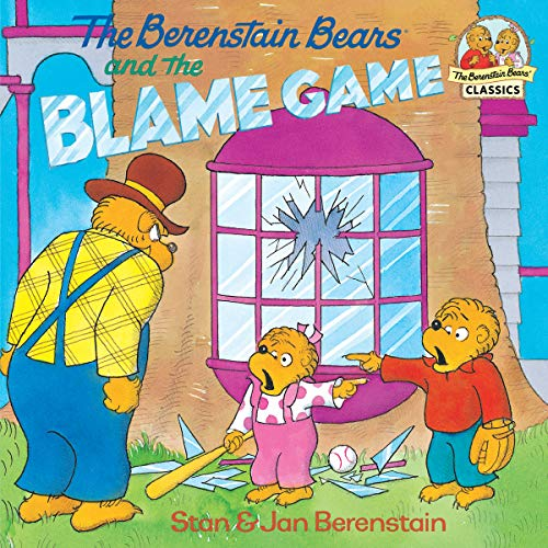 The Berenstain Bears and the Blame Game (First Time Books(R)) (English Edition)