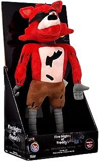 funko fnaf foxy animatronic plush