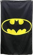 DC Comics- Batman Logo Banner Fabric Poster 30 x 50in