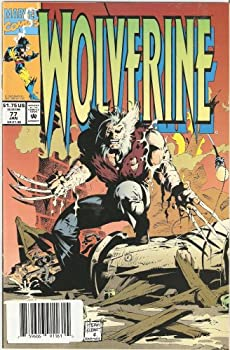Comic Wolverine #77 January 1994 Book
