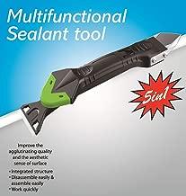 multifunctional sealant caulking tools, 5in1,caulk remover caulk, applicator&Sealant Nozzle Cutter