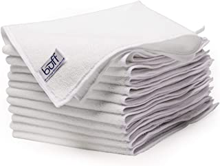 white cleaning cloths by Microfiber Wholesale
