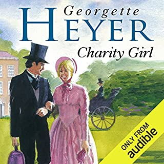 Charity Girl audiobook cover art