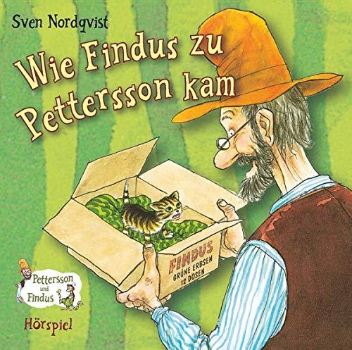 Hörspiel - Wie Findus zu Pettersson kam