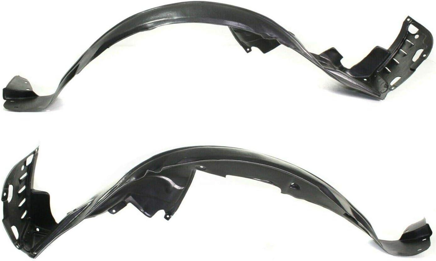 Max 85% OFF JUN Finally popular brand Splash Shield Compatible with 09-12 Sedan Front RL Dri Acura