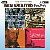 WEBSTER - THREE CLASSIC ALBUMS PLUS