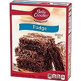 Betty Crocker Fudge Brownie Mix, Family Size, 18.3 oz