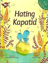 Hating Kapatid by Raissa Rivera Falgui illustrated by Fran Alvarez