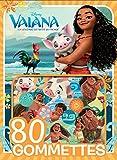 VAIANA - 80 Gommettes - Disney