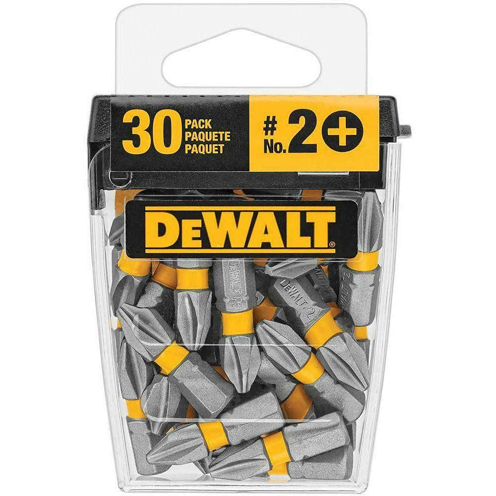 DeWalt 30 Puntas Phillips Numero 2 DWA1PH2-30L