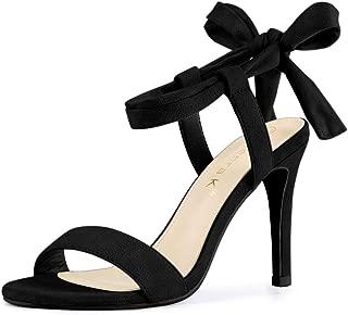 Women's Tie Up Stiletto High Heels Sandals