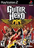 Guitar Hero - Aerosmith - PlayStation 2 (Game only)