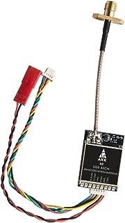 AKK X2P 5.8Ghz 0.01mW/25mW/200mW/500mW/800mW Switchable FPV Transmitter with Pigtail Compatible with Betaflight OSD FC