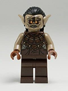 Lego Lord of the Rings Mordor Orc Minifigure