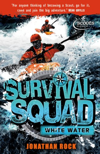 Survival Squad: Whitewater: Book 4 (English Edition)