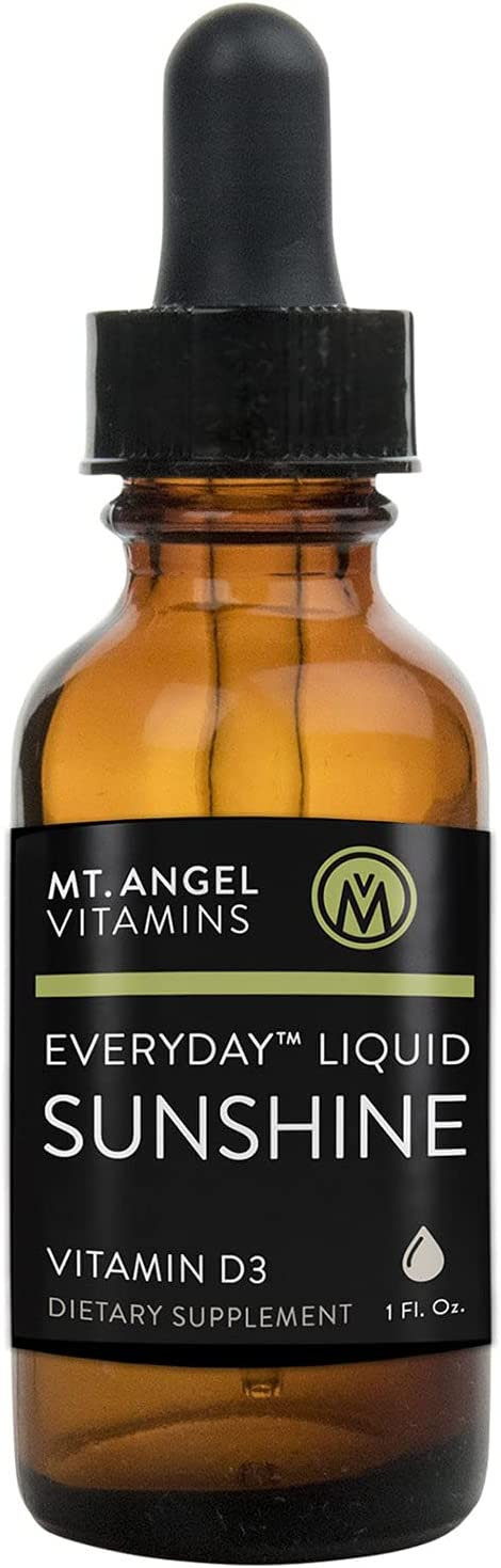 Mt. New products, world's highest quality popular! Angel Vitamins - shopping Everyday Supports Sunshine Bo Liquid Drops