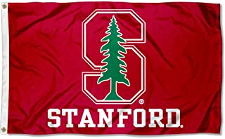 College Flags and Banners Co. Stanford Cardinal Flag