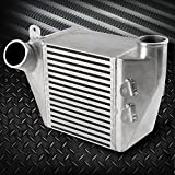 Bolt-On Aluminum Side Mount Intercooler Compatible For VW Compatible for JETTA GOLF GTI MK4 1.8T Turbo Kit 2002-2005
