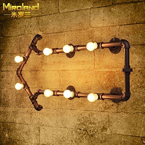 kinine Creative industriel Rétro Lampe murale Corridor Lampe murale 022 lampes mural