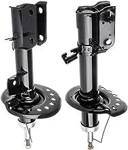 Shocks,ECCPP 2pcs Front Shock Struts Absorbers Kit for 09 10 11 12 Nissan Sentra Base/Nissan Sentra SL Sedan 4-Door 2.0L Compatible with 333604 72378 333605 72379