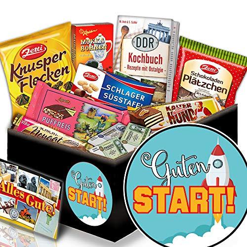 Guten Start / Geschenkbox Guten Start / Schoko DDR Paket