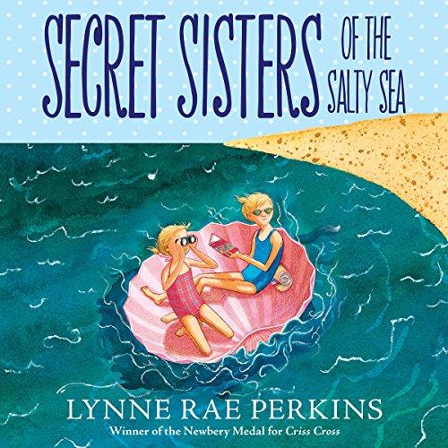 Secret Sisters of the Salty Sea audiobook cover art