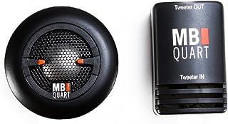 MB Quart XT1-20 0.75 بوصة 15W RMS X-Line Titanium Dome Tweeter مع 12dB متشابك