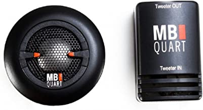"""$39 » MB Quart XT1-20 0.75"""" 15W RMS X-Line Titanium Dome Tweeter with 12dB in-Line Crossover"""