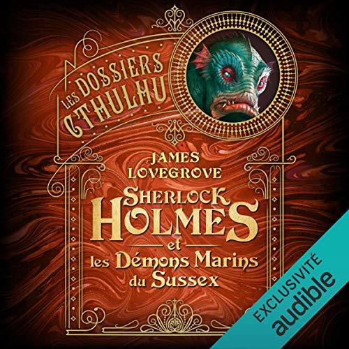 Sherlock Holmes et les démons marins du Sussex cover art