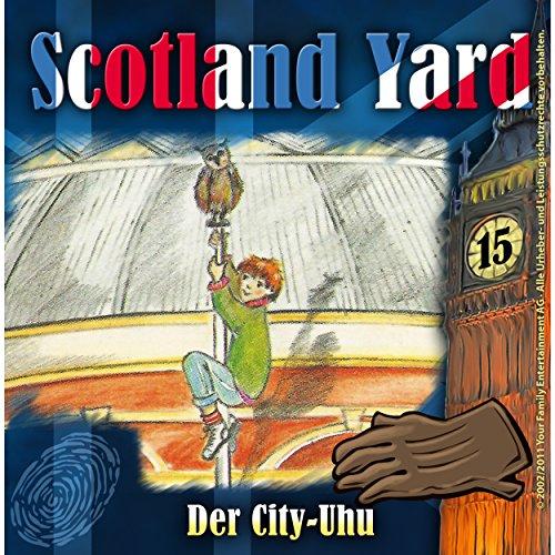 Der City-Uhu (Scotland Yard 15) Titelbild