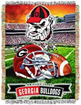 Best georgia bulldogs throw blanket Reviews