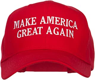 Make America Great Again Embroidered Cap