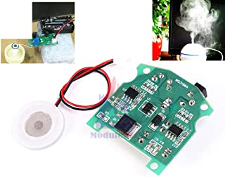 20mm 113KHz Ultrasonic Humidifier Mist Maker USB Ceramic Atomizer Transducer Humidified Plate Accessories + PCB Module D20mm