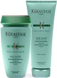 Kerastase Resistance Volume Gelee & Bain Set,, 15.4 Ounce ()