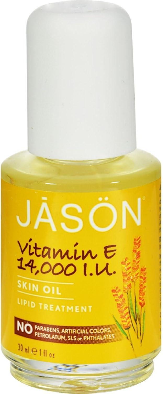 2021 spring and summer new Jason Vitamin E Beauty 14 000 IU Skin Oil Pack Super intense SALE 6 of 1 oz