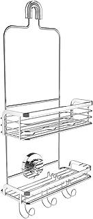 Best stainless steel shower rack Reviews