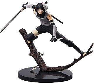 Sloveth Naruto Shippuden Anime Model Anbu Ver.Uchiha Itachi Movable Figure KO GEM 19cm PVC Collectible Statue Toy Gift for...