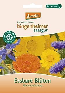 Bingenheimer Saatgut AG Bio Mischung Essbare Blüten 2 x 1 Stk