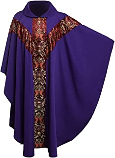 catholic priest chasuble
