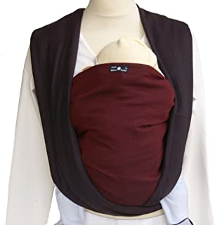 DIDYMOS Woven Wrap Baby Carrier Double-Face Jack (Organic Cotton), Size 7