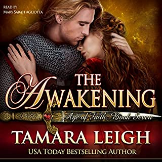 The Awakening: A Medieval Romance audiobook cover art