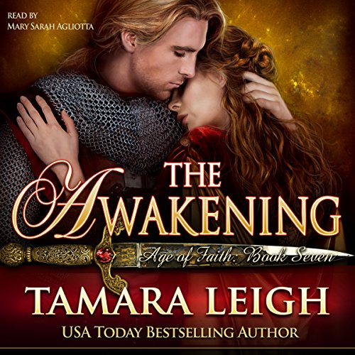 The Awakening: A Medieval Romance audiobook cover art