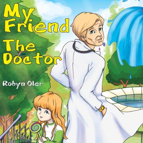 My Friend the Doctor cover art
