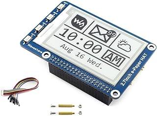 2.7inch e-Paper Module, 264x176 Resolution 3.3V/5V Two-Color E-Ink Display epaper Screen Module SPI Interface for Raspberr...