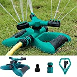 Yard Sprinklers Review and Comparison
