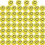 60 Pieces Smile Face Stress Balls, Funny...