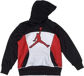 Jordan Nike Little Boys' Therma Fit Pullover Sweatshirt Hoodie
