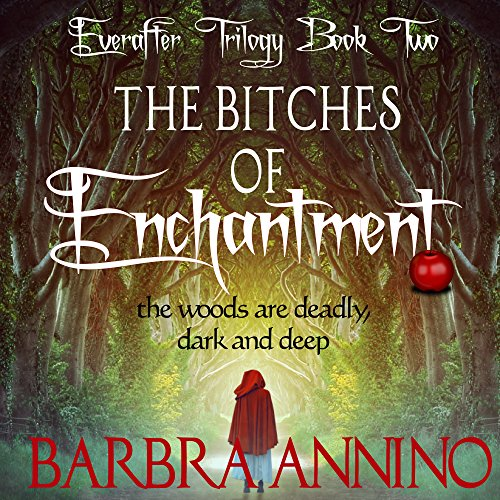 The Bitches of Enchantment audiobook cover art