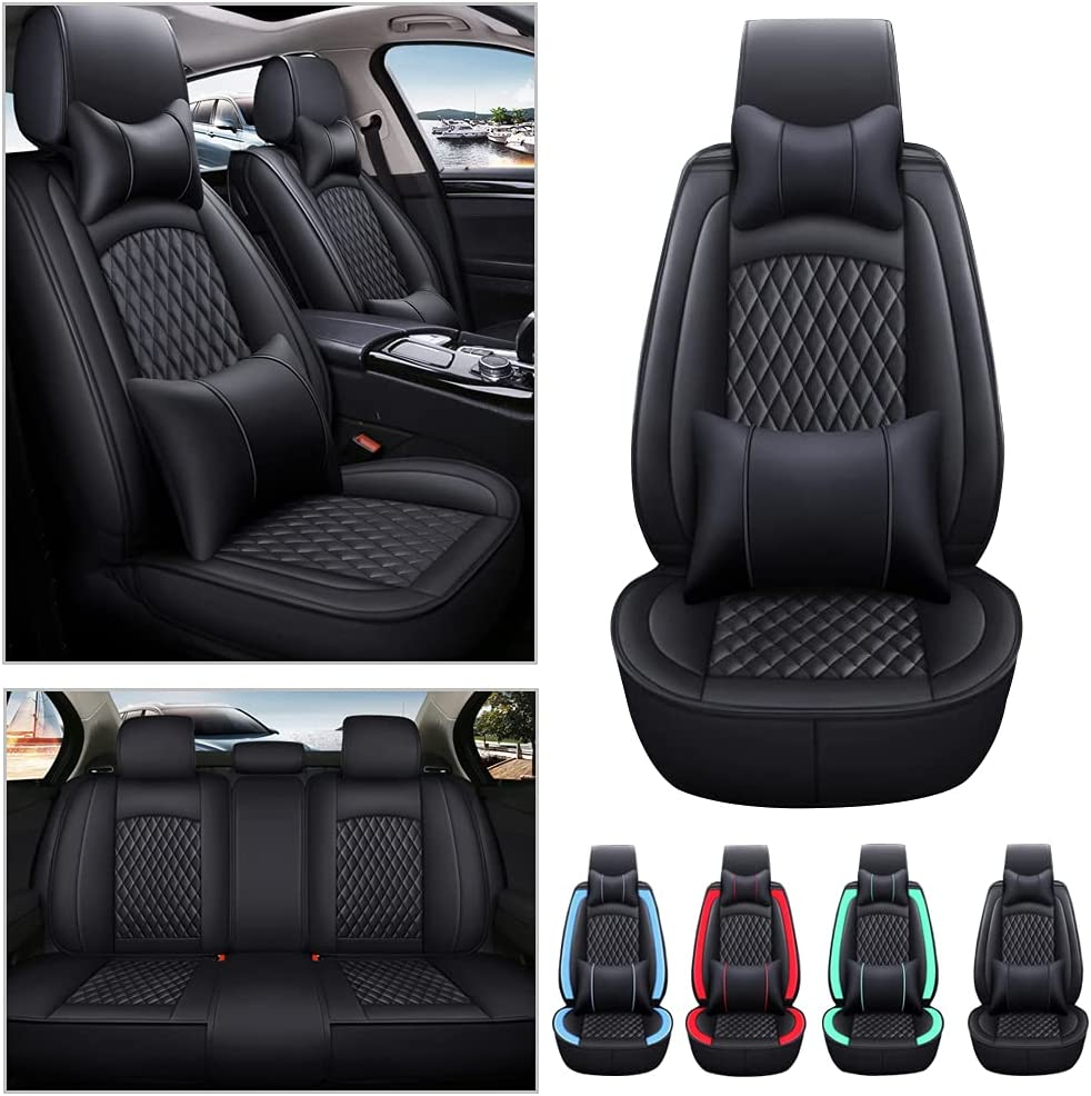 Universal Mail Bombing free shipping order cheap Seat Covers for Cadillac All 2006-2012 Escalade Weathe