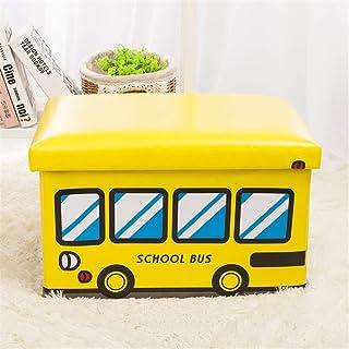 Boîte de rangement pour jouets pour enfants Boîte de rangement pliable jumbo boîte de rangement pliable coffre à jouets fo...